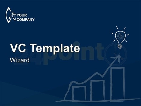 Venture Capital ( VC ) Presentation - Editable PowerPoint Template | Equity, Venture, Capital | Scoop.it