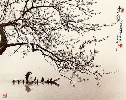 Amazing Landscape Photographs Resemble Traditional Chinese Paintings   Photography Now   Scoop.it