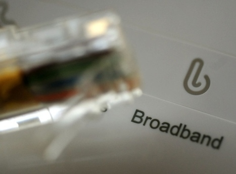 UK's monster broadband rollout on way to Loch Ness | My Scotland | Scoop.it