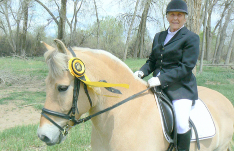 Still Got It: Dressage at 92 Years Old! | Horses and Equine Related Info | Scoop.it