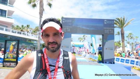 ALEX FRAGUELA, SUBCAMPEÓN TENERIFE BLUE TRAIL 97KM. Del Mundial Remo al Ultratrail. Videoentrevista por Mayayo y autorretrato. | trailrunning | Scoop.it