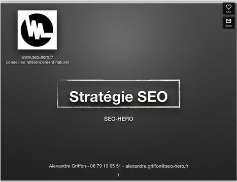 Stratégie SEO par SEO-HERO (conseil en référencement naturel) | [SEO] Référencement naturel & e-marketing | Scoop.it