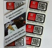 Taggisar® - stickers for a better life - ICE Taggisar | isNFC! | Scoop.it