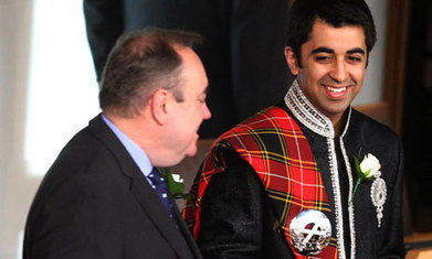 Humza Yousaf MSP: The Islamist-Linked 'Radical' Behind Salmond and Scottish Independence | Uk Immigration | Scoop.it