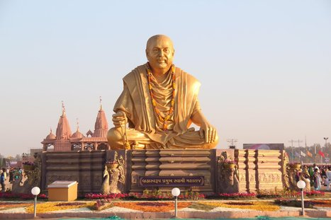 Stadium to be named after Pramukh Swami | in-SURAT.info | Scoop.it