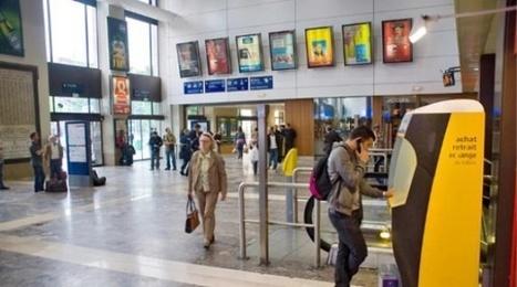 Les gares du futur entrent en service / 20 minutes | Mobilités | Scoop.it