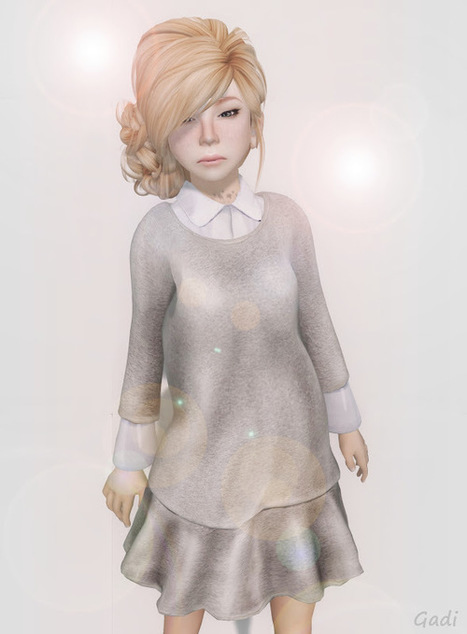 Pasarel.la: Hazel | Free Stuff in Second Life | Scoop.it