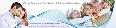 Affordable Tubal Reversal and Tubal Ligation Reversal Surgery in Louisiana | Tubal Reversal | Scoop.it