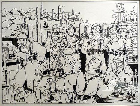 « Centenaire 1914-1918 : la Grande Guerre en cinq expositions » - Le Figaro   Centenaire de la première guerre mondiale   Scoop.it