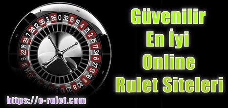 Rulet Siteleri | Bedava Rulet Oyna, Rulet Taktikleri ve Hileleri | rulet | Scoop.it
