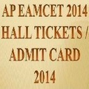 Download AP EAMCET 2014 Hall Ticket at www.apeamcet.org   Aptitude Any   Aptitudeany   Scoop.it