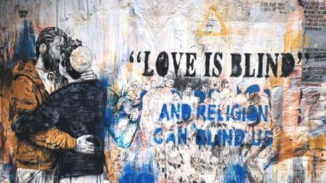 Combo, le street-art pour religion | www.directmatin.fr | World of Street & Outdoor Arts | Scoop.it