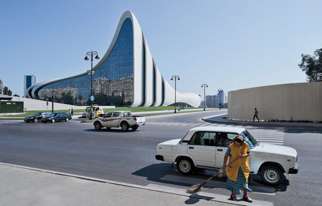 Heydar Aliyev Cultural Center - Architectural Record | Culture in Azerbaijan | Scoop.it