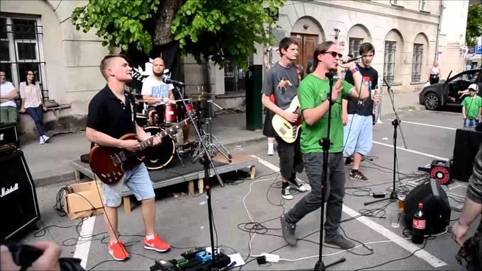 street musicians day 2014