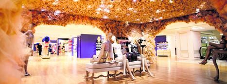 Galeries Lafayette: ouiàl'expérience client | coaching boutique | Scoop.it