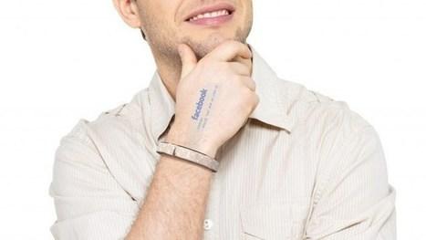 Ritot : une montre qui utilise le principe inventif de la copie et diffuse les messages sur votre main | TRIZ et Innovation | Scoop.it