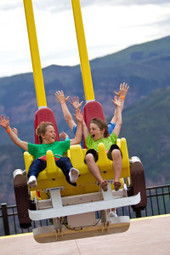 Don't Look Down! Grand Canyon Swing Possibly the World's Scariest Ride | Grand Canyon Things to Do | Scoop.it