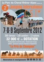 Chazey-sur-Ain : concours international ce week-end près de Lyon | Cheval et sport | Scoop.it