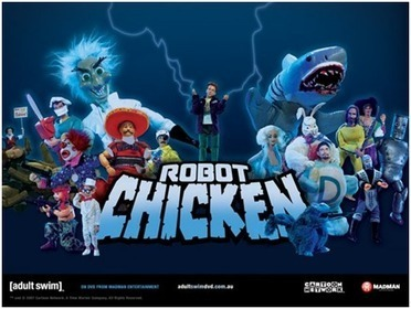 Watch Robot Chicken Online | Robot Chicken Episodes Download - Watch Robot Chicken Online Free | Upcoming Episodes of TV Shows | Scoop.it