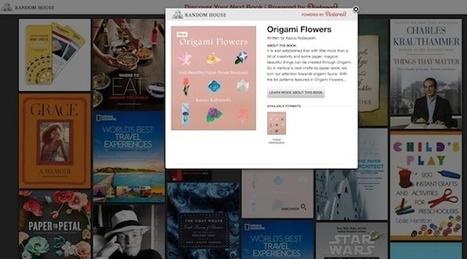 Les couvertures de Random House épinglées sur Pinterest | Bibliothèque et Techno | Scoop.it