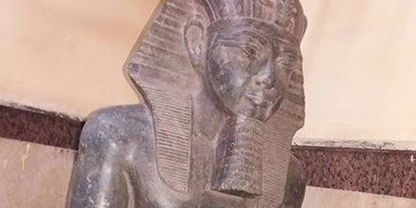 Antiquities police foil attempt to sell Pharaoh Amenhotep III's statue | Egiptología | Scoop.it