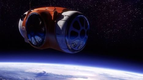Companies Selling Balloon Rides Into Outer Space - ABC News | Space & Beyond. | Scoop.it