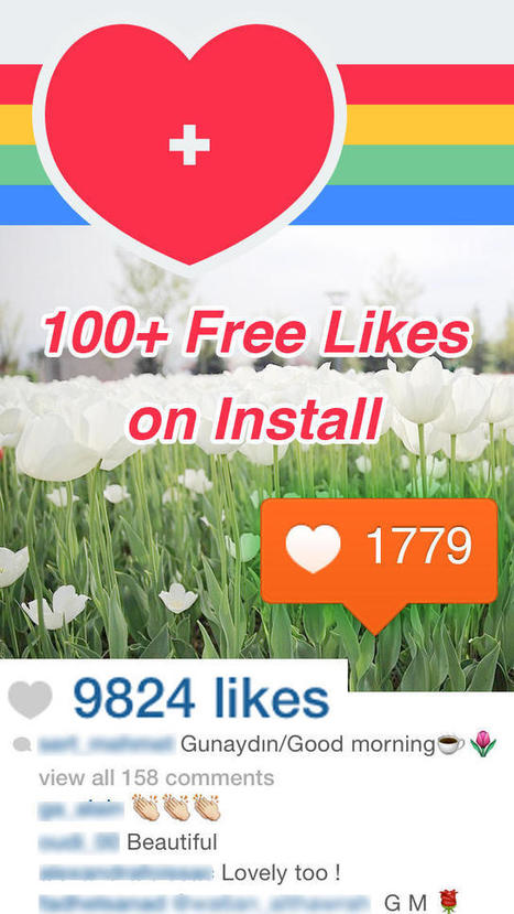 Like Potion: Get & Gain 1000 to 5000 More Likes for Instagram (like LikeBoost.er, InstaLike.s, Like4Like & WOWLikes) (Utilities)   Instagram Tips and Tricks   Scoop.it