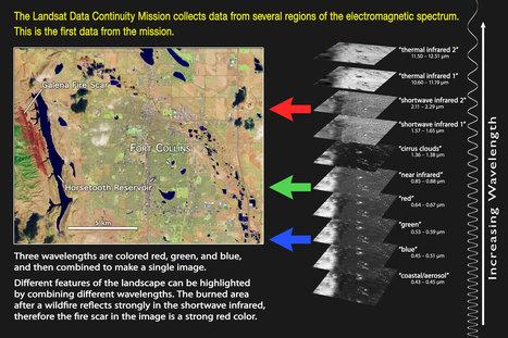 Primeiras Imagens Landsat 8 - A Closer Look at LDCM's First Scene - NASA | Agronegócio | Scoop.it