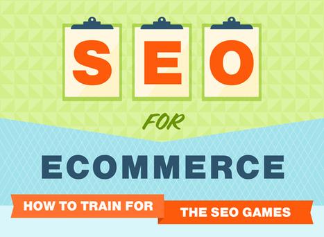 [Infographie] Quelle stratégie SEO pour le e-commerce ? | Social Mercor | Scoop.it
