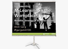 Implementing mLearning In The Workplace | Upside Learning Blog | Human Heritage Sharing Development | Scoop.it