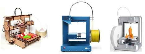 Tecnologia de impressão 3D vira realidade para o consumidor brasileiro | Science, Technology and Society | Scoop.it