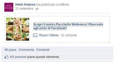 Perchè utilizzare Facebook offers per aziende - Web Agency Verona | SEO & Social Media | Scoop.it