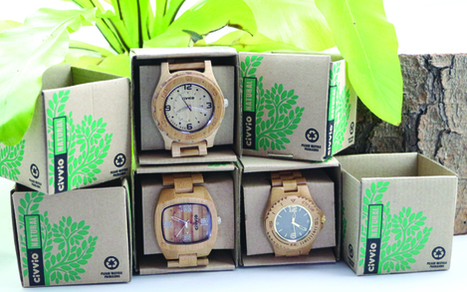 Holiday Giveaway #5: WIN a Bamboo Watch worth R700 | New age bamboo solutions | Scoop.it