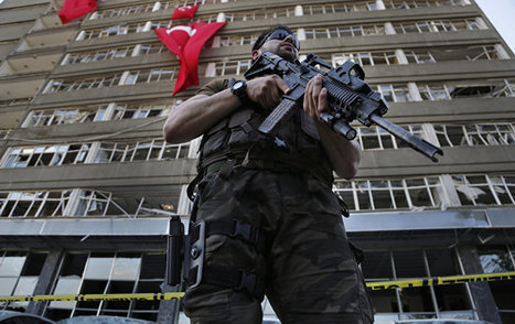 Why Turkey Suspects Washington of Playing a Part in Failed Coup   Global politics   Scoop.it