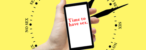 Your Phone Wants You To Have Sex Now | Herstory | Scoop.it