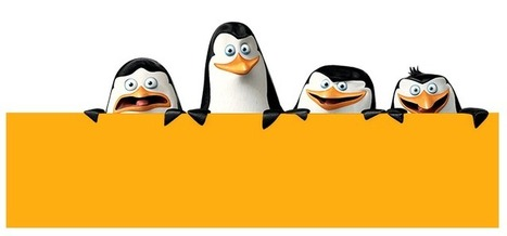 Penguins of Madagascar Brand | Learning Curves | Scoop.it