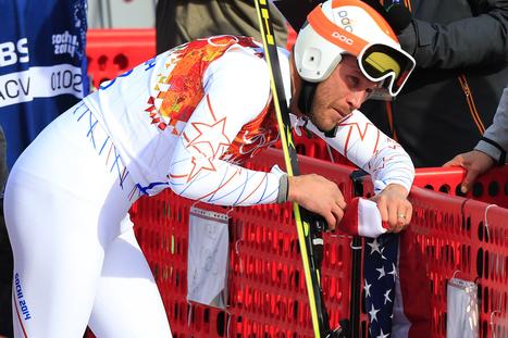 Bode Miller breaks down during cringe-worthyinterview   Sochi Olympic Fails   Scoop.it