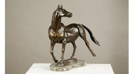 Elaine Franz Witten Creates Timeless Sculpture in Bronze | Manhattan Arts International | Art Career Success | Scoop.it