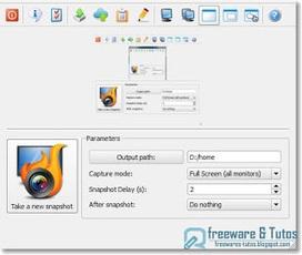 HotShots : un logiciel de capture d'écran avec options d'annotations | TIC et TICE pour le formateur | Scoop.it
