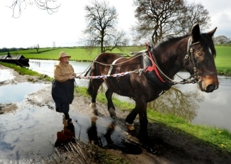 Leeds to Liverpool horse-drawn canal cruise is first for 68 years - Top Stories - Yorkshire Evening Post | Carriage Driving Radio Show | Scoop.it