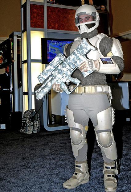 كيف سيكون جنود المستقبل ؟ | www.arab-muslim.com منتديات عرب مسلم | Scoop.it