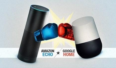 L'assistant vocal pour la maison, Google Home arrive. Faut il craquer ?   Smart Home & Smart Objects   Scoop.it
