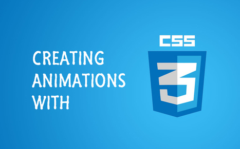 Make CSS3 animations stay put after they've performed | Graphic Design | Scoop.it