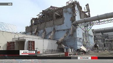 [Eng] TEPCO : vérification des fuites de gaz de réacteur n ° 3 | NHK WORLD English | Japon : séisme, tsunami & conséquences | Scoop.it