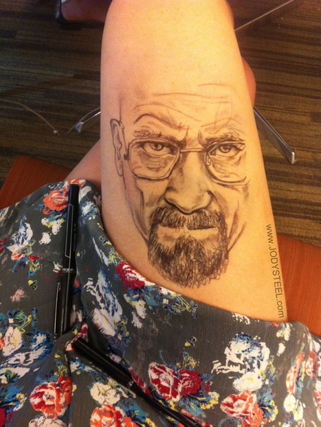 These Leg Drawings Take Classroom Doodles To The Next Level | Strange days indeed... | Scoop.it
