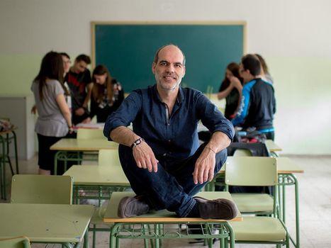 Así educa fuera de las aulas el instituto más innovador de España | La clase de educación física y mucho más... | Scoop.it