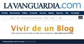 Crear un blog | Pasos para crear un blog | Vivirdeunblog.com | ¿es posible ganar dinero con un blog? | Scoop.it