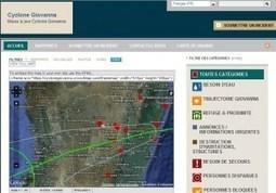Carte de suivi du cyclone GiovannaMadagascar   Risques et Catastrophes naturelles dans le monde   Scoop.it