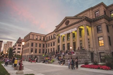 L'approche audacieuse de l'Universite pour lutter contre les changements climatiques | Gazette | Universite d'Ottawa | Cité du futur | Scoop.it