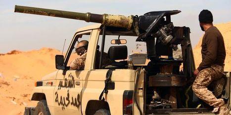 Libye : Fajr Libya, une coalition de milices, lance des raids aériens contre l'EI | HLD's Miscellaneous... | Scoop.it